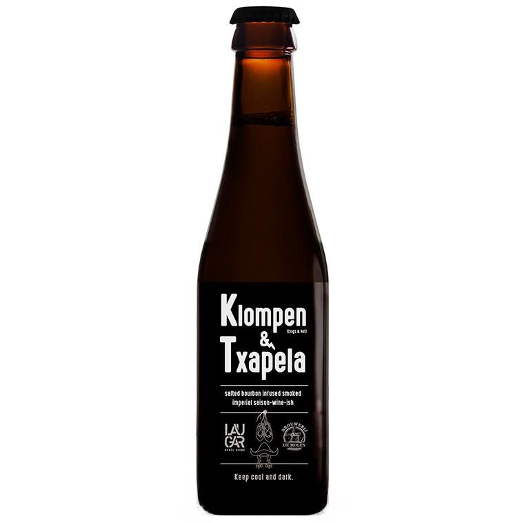 Laugar Brewery / Brouwerij De Molen - Klompen & Txapela 33cl