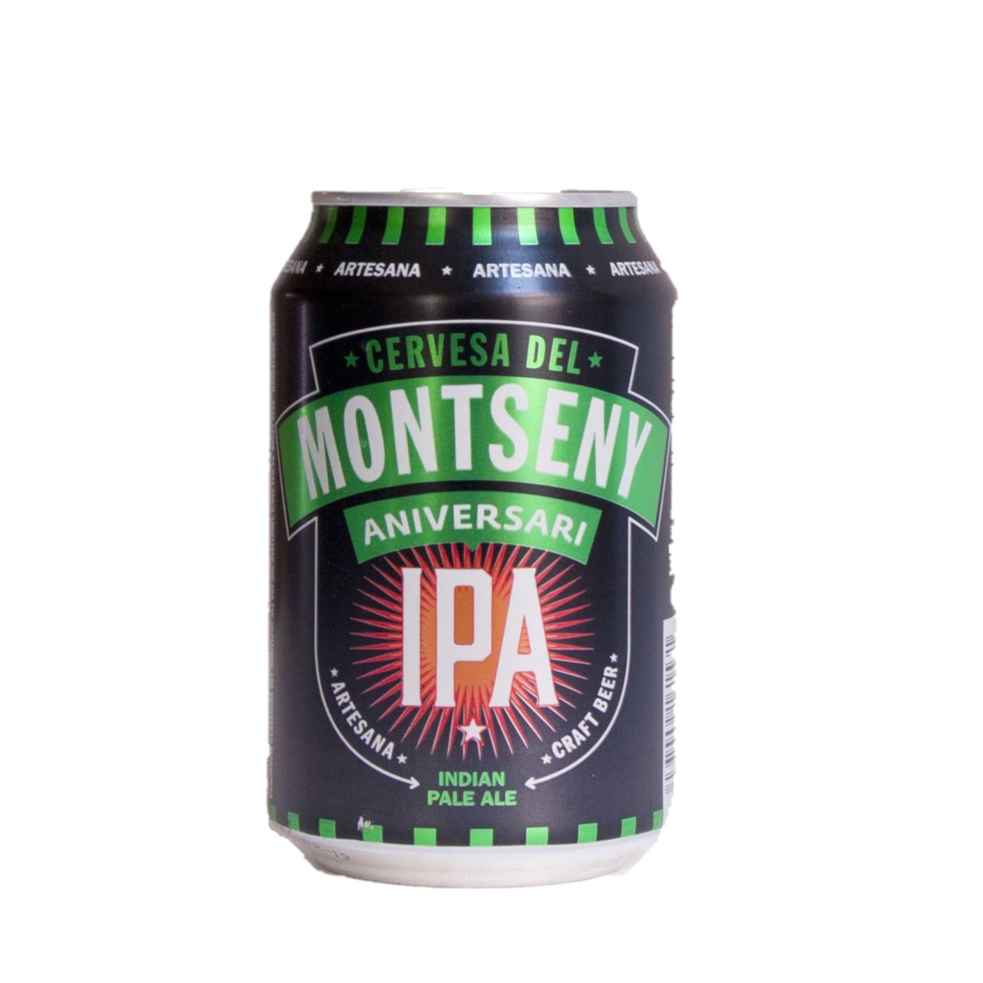Cervesa del Montseny - IPA 33cl