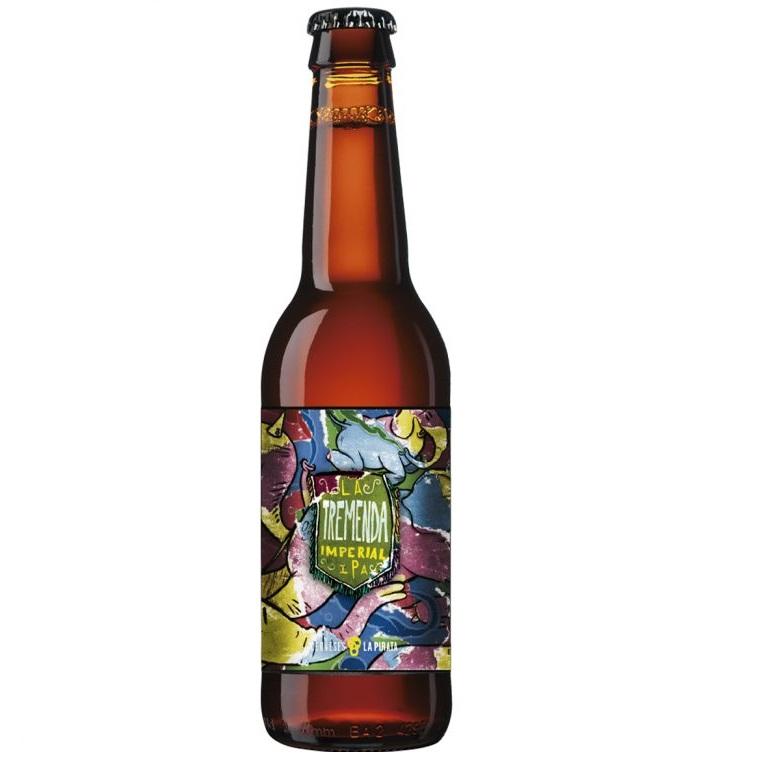 La Pirata Brewing - La Tremenda 33cl