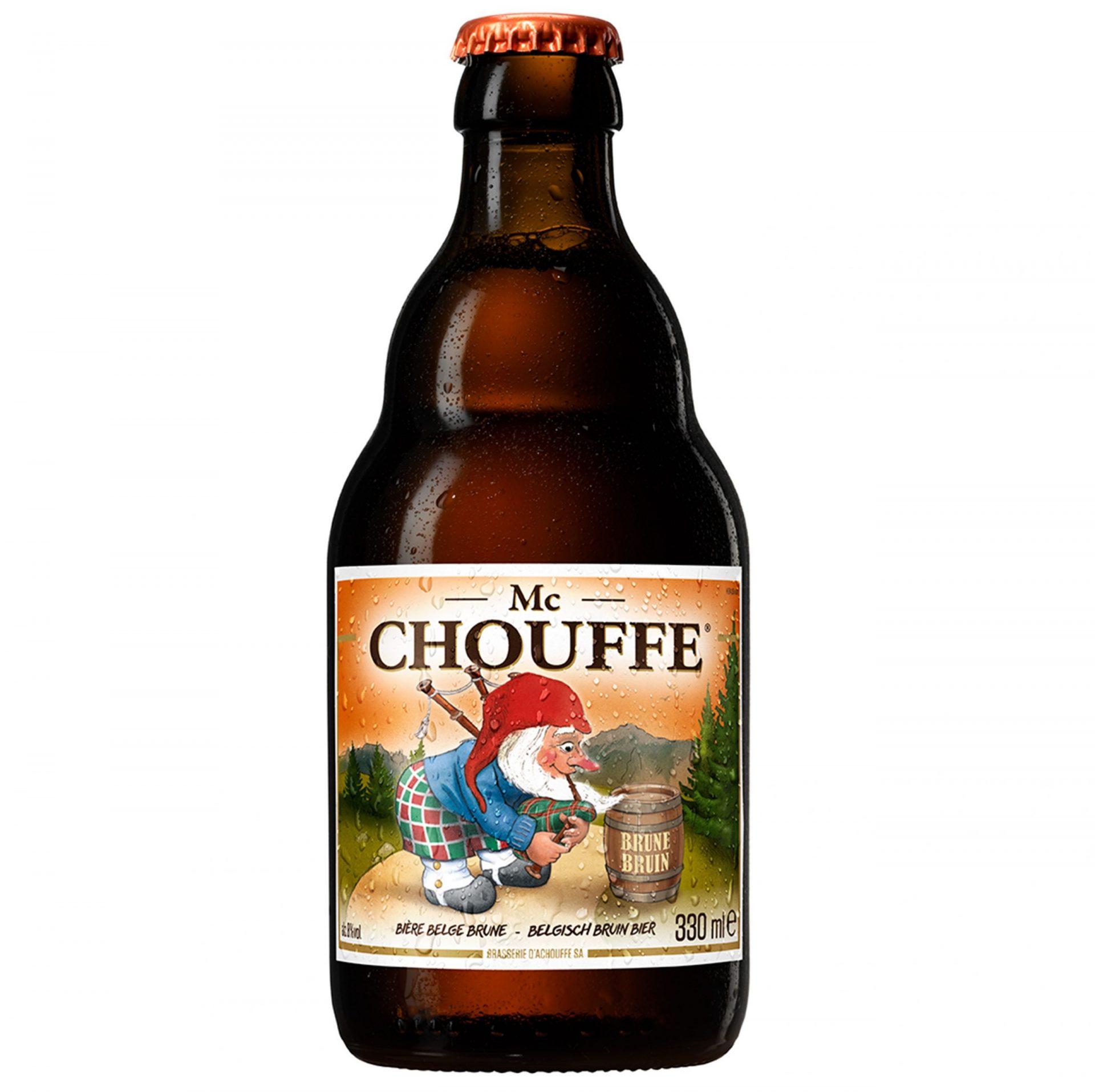 Brasserie d'Achouffe - Mc Chouffe 33cl