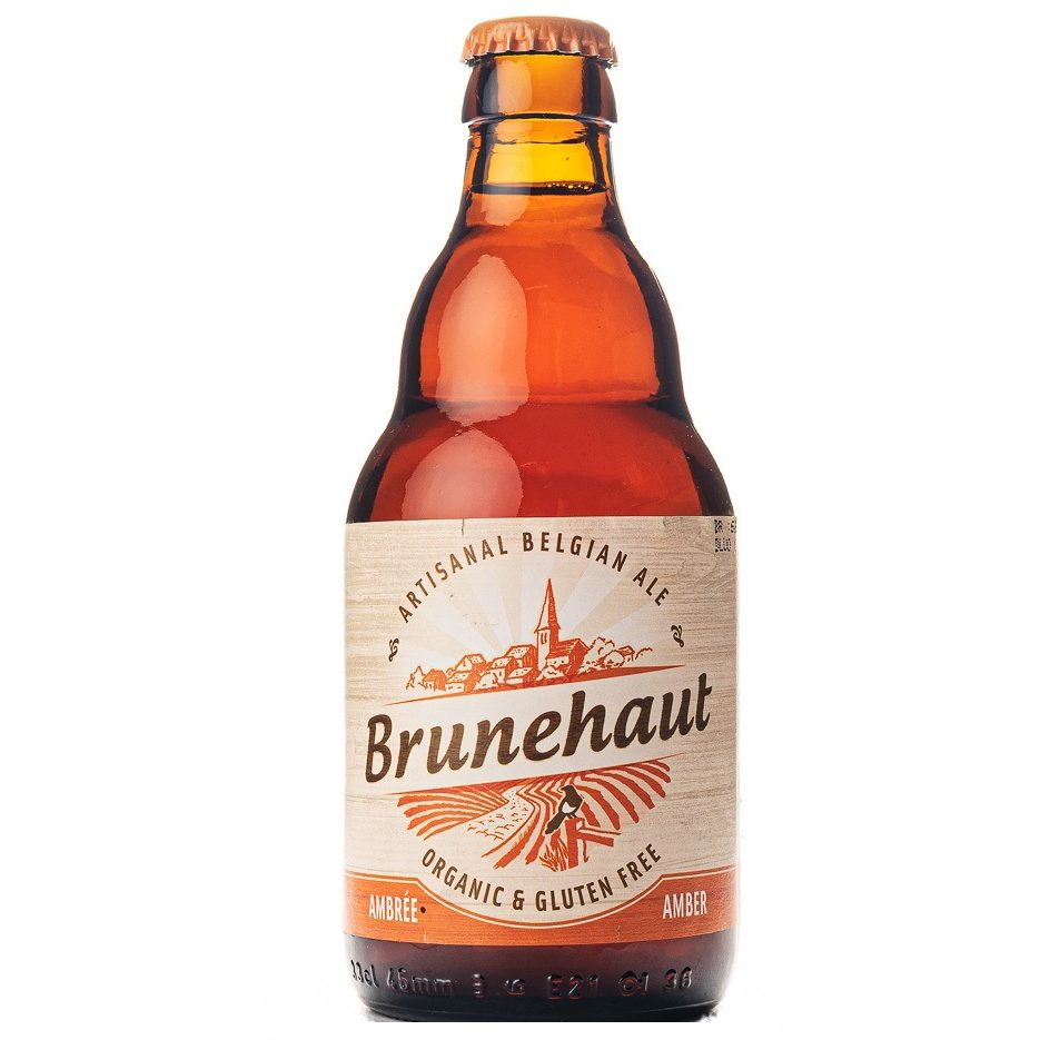Brasserie de Brunehaut - Amber 33cl