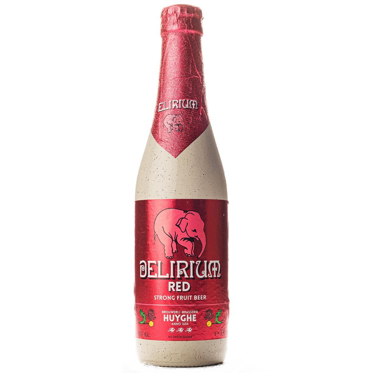 Brasserie Huyghe - Delirium Red 33cl