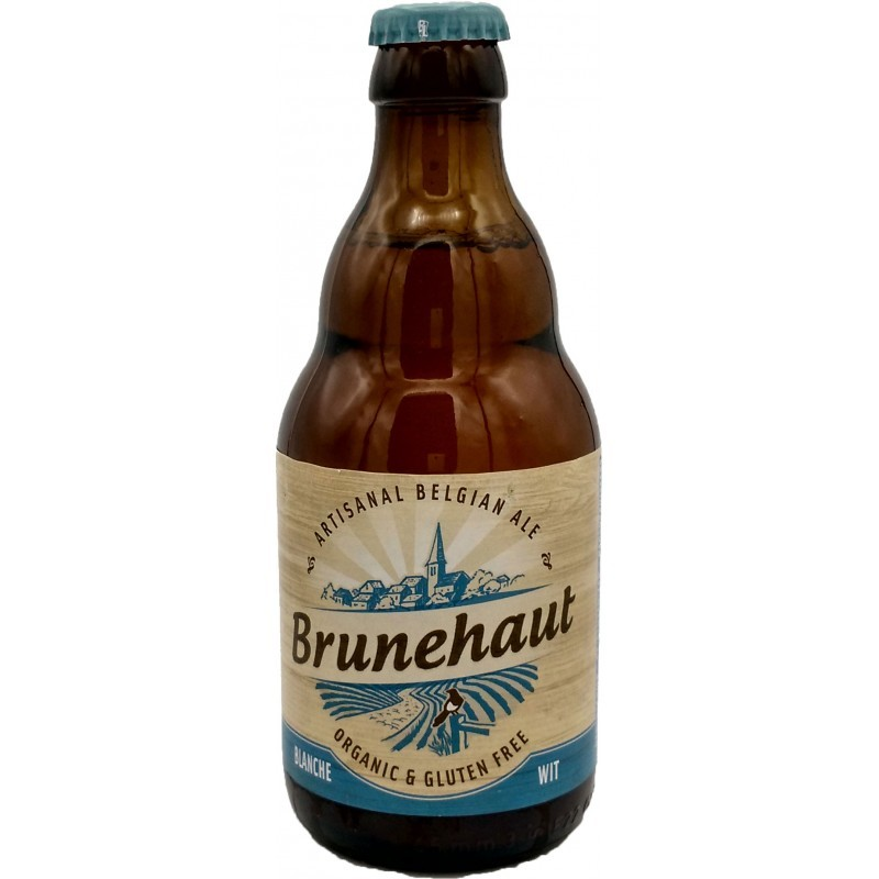 Brasserie de Brunehaut - Blanche Wit 33cl