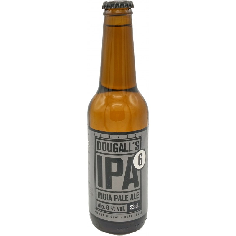 DouGall's - IPA 6 33cl