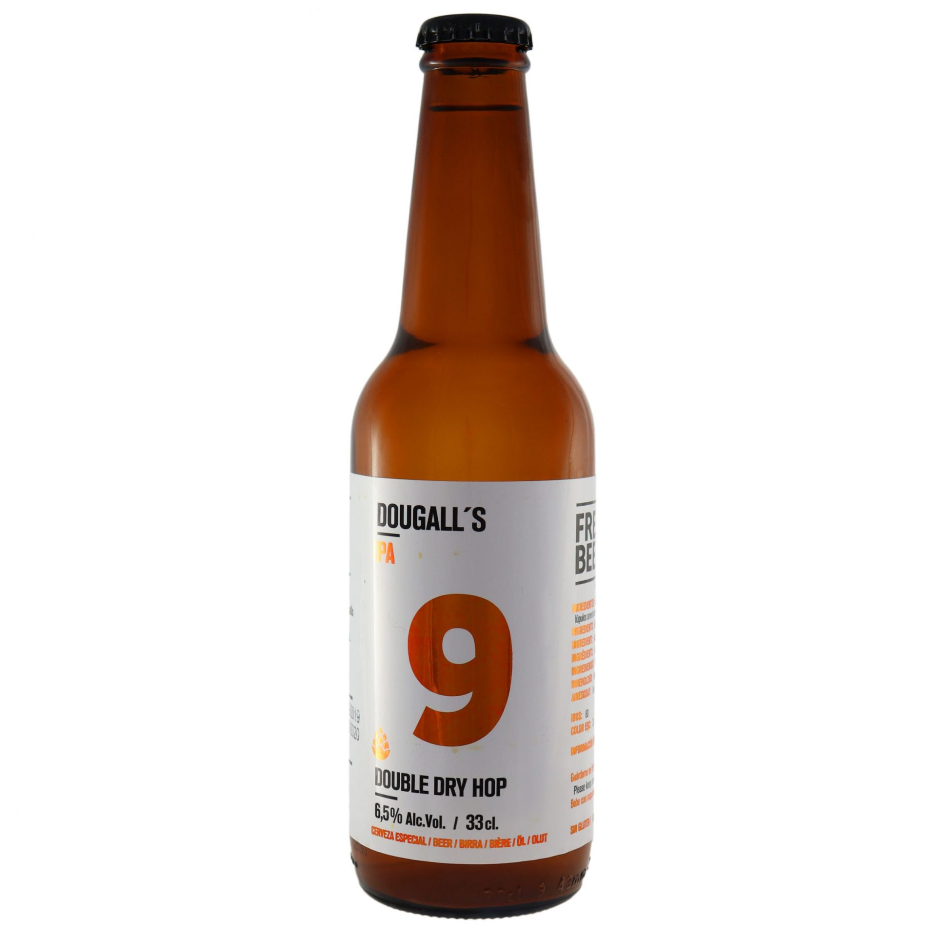 DouGall's - IPA 9 33cl