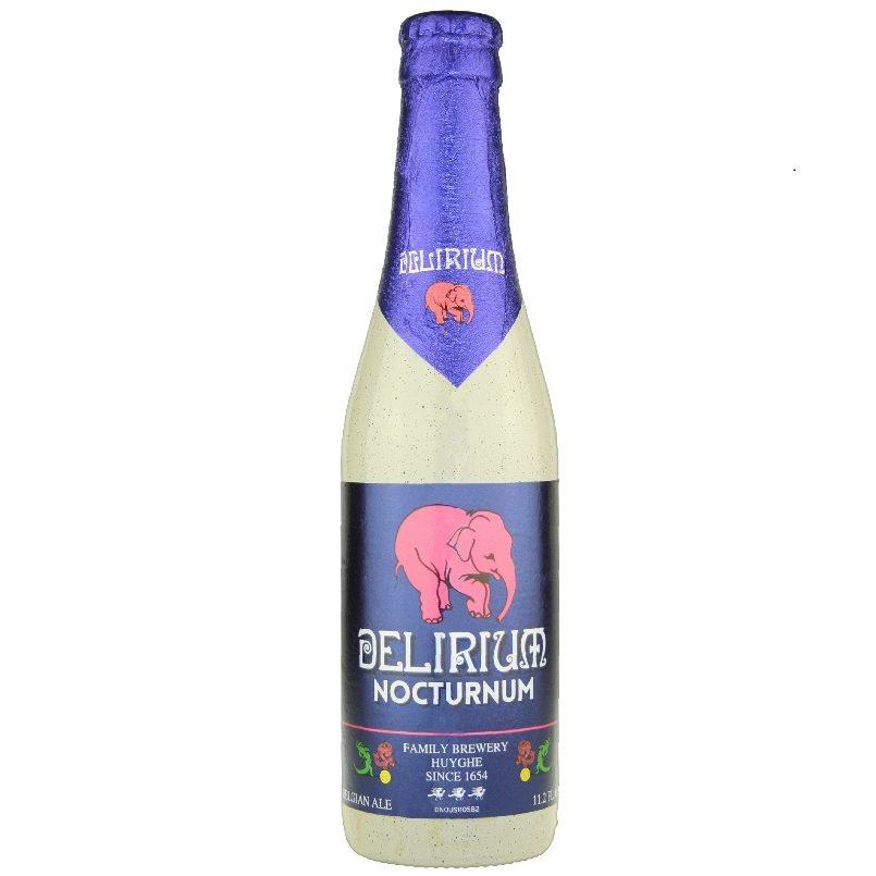 Brasserie Huyghe - Delirium Nocturnum 33cl