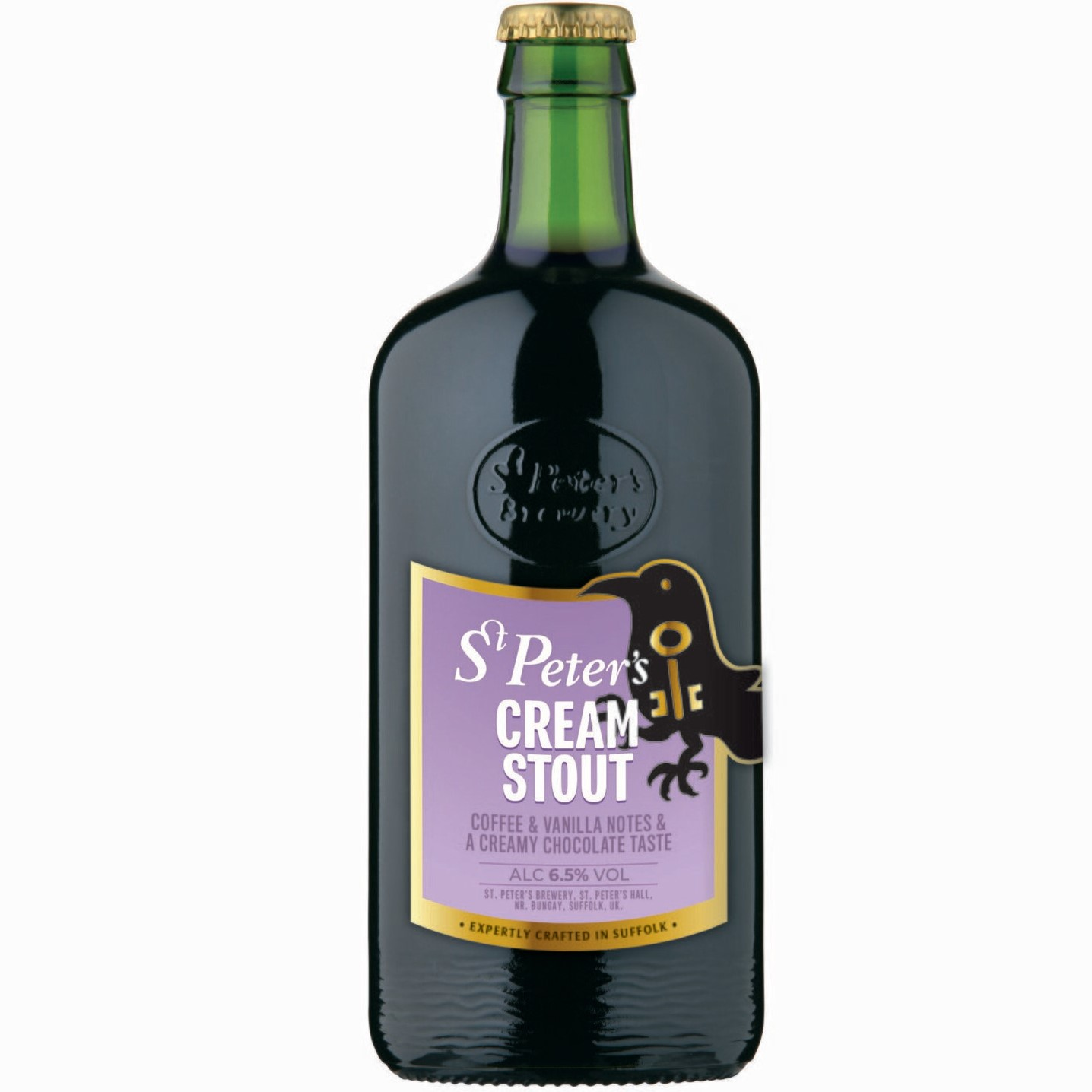 St. Peter's Brewery Co. - Cream Stout 50cl