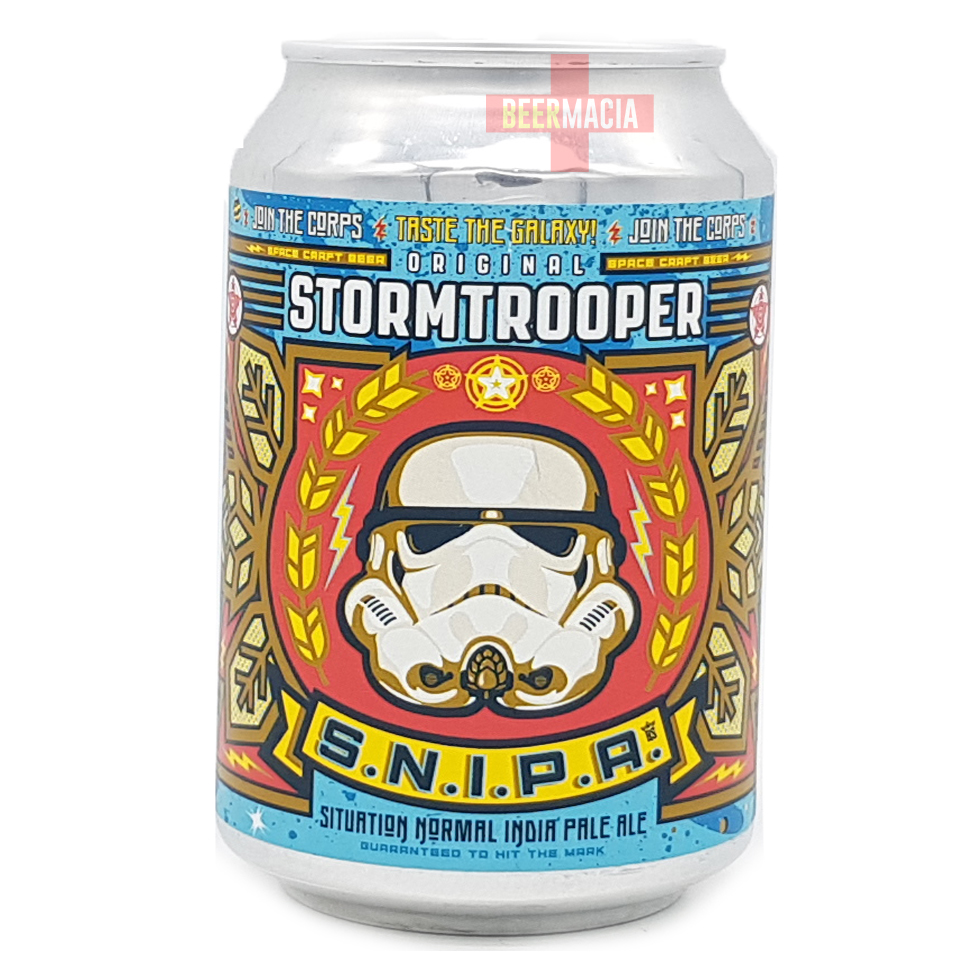 Stormtrooper Beer - SNIPA - Situation Normal India Pale Ale 33cl