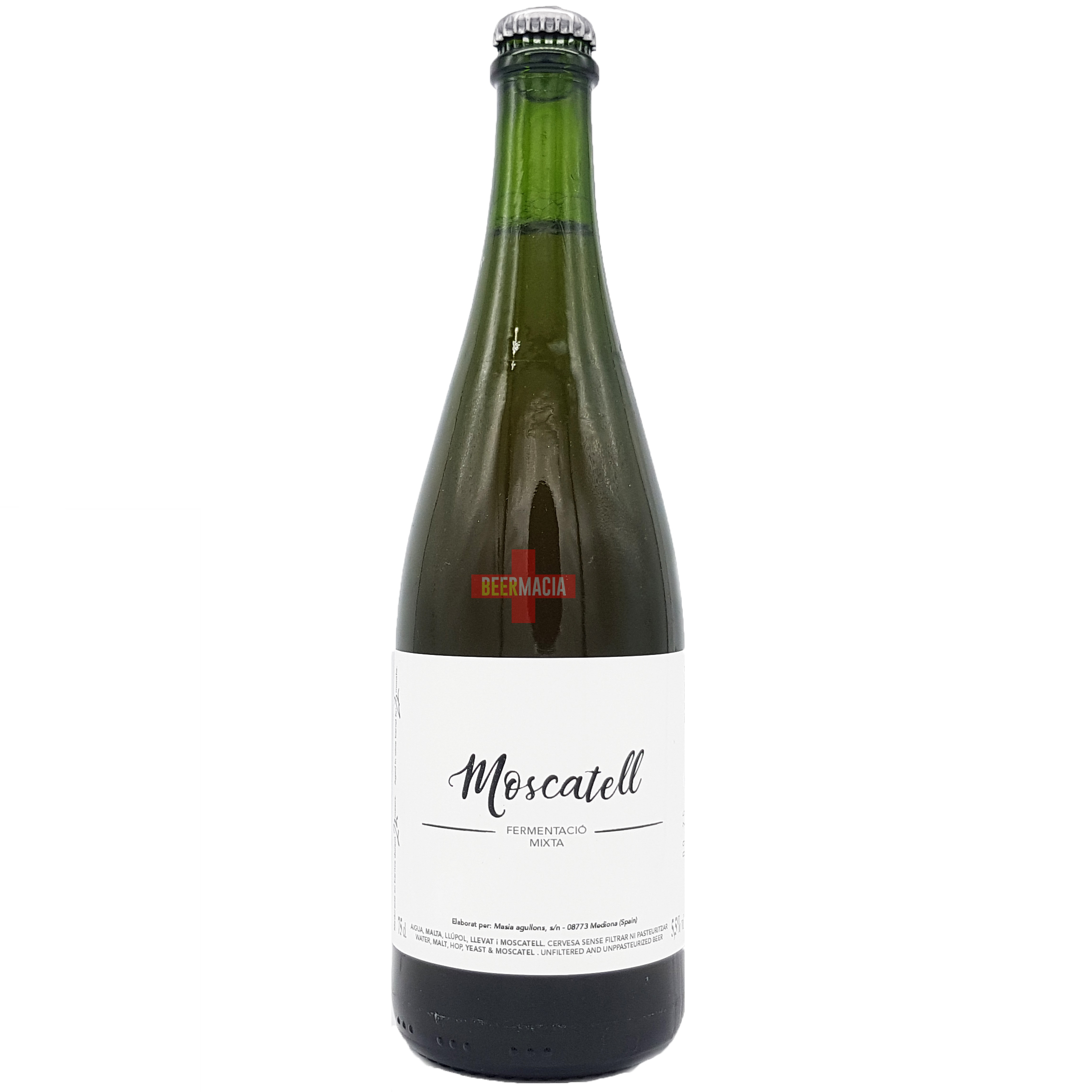Ales Agullons - Barrica Moscatell 75cl