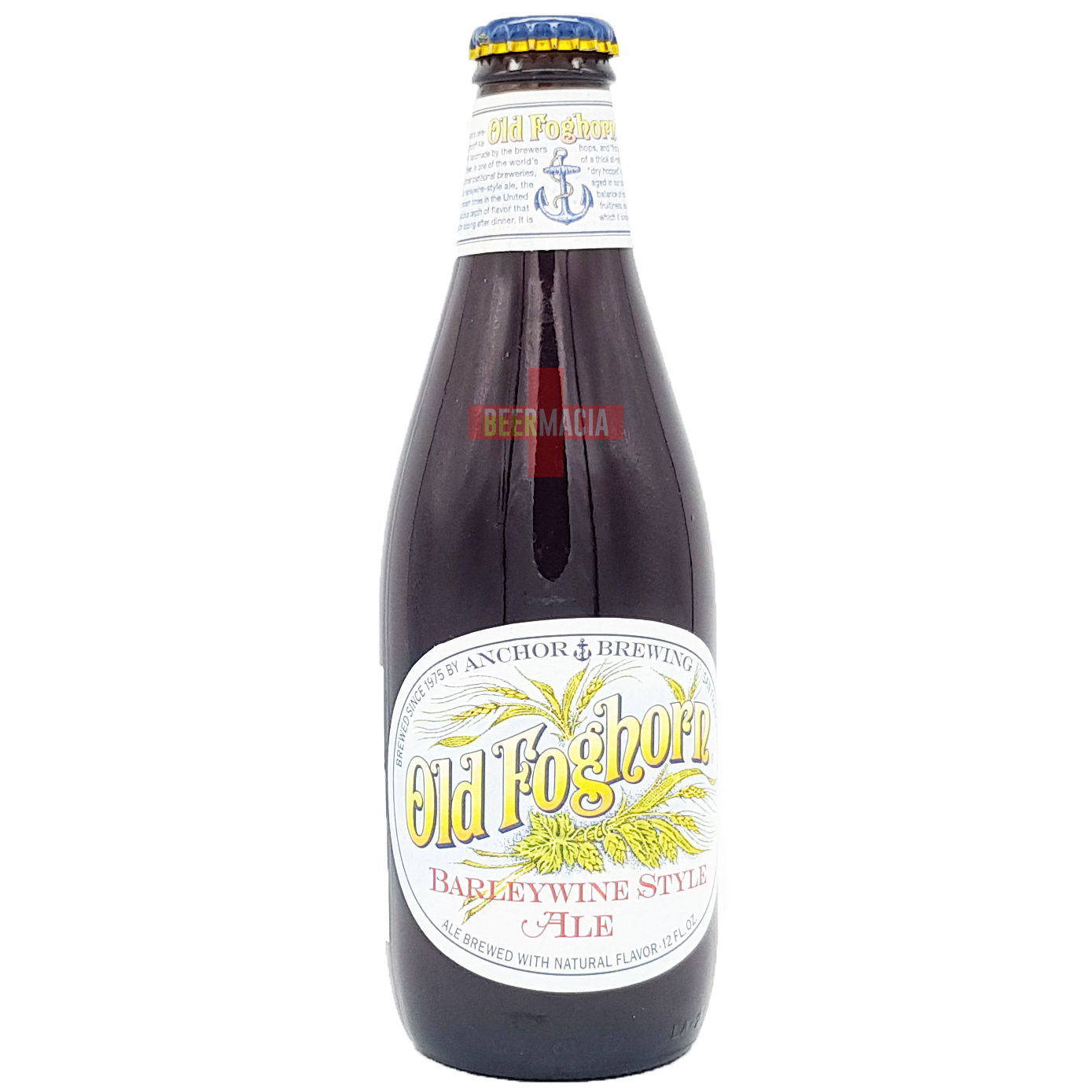Anchor Brewing Company - Old Foghorn 33cl