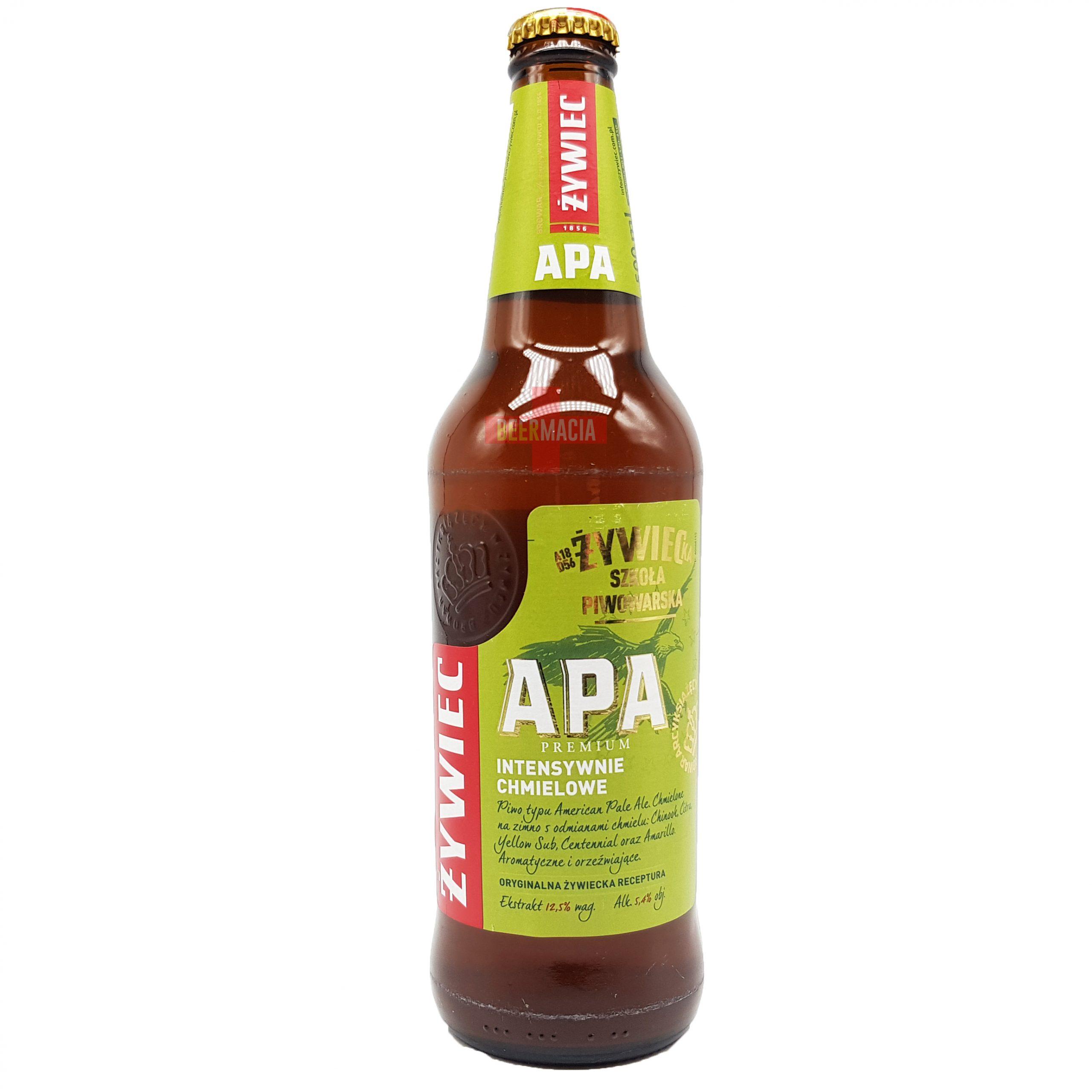 Żywiec APA 50cl