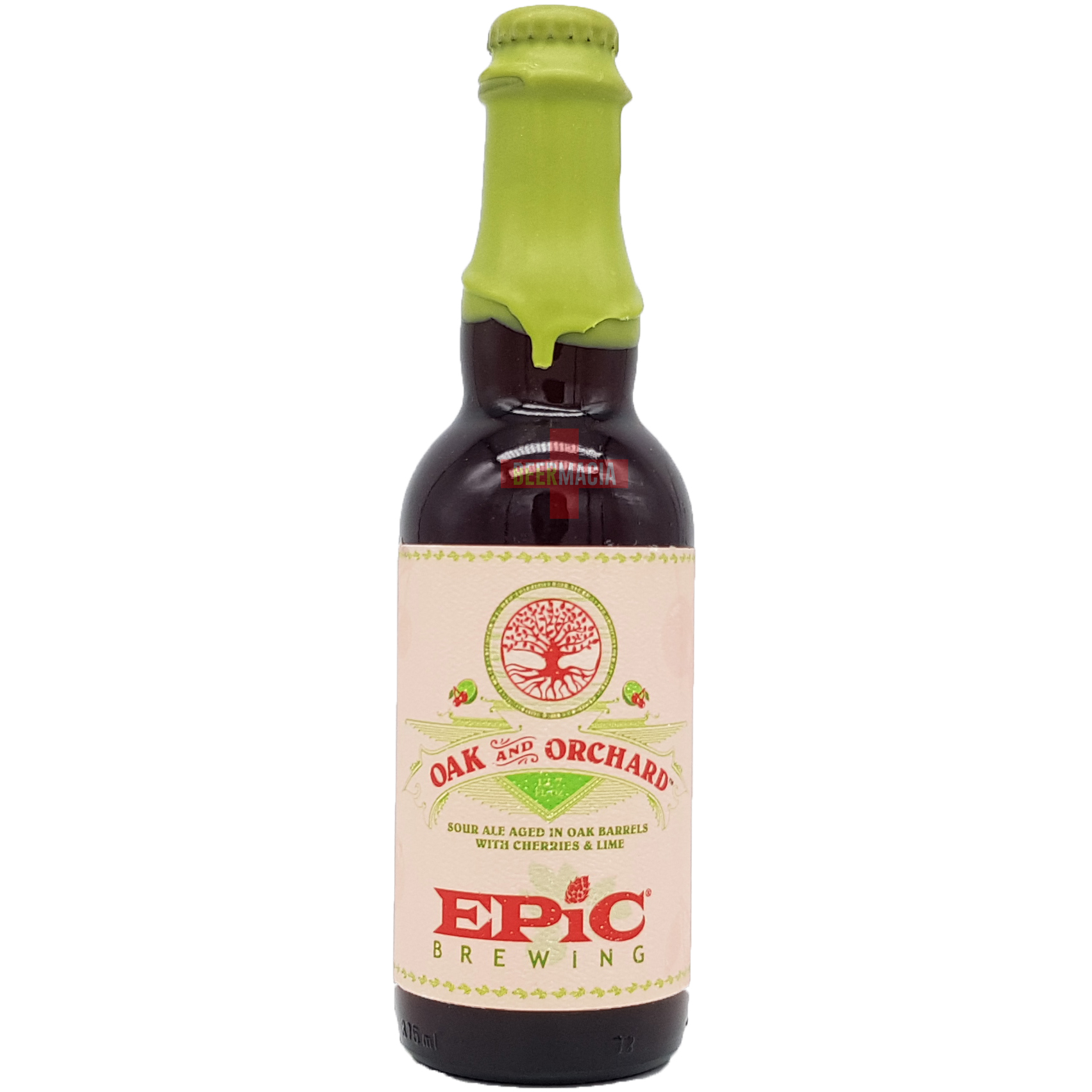 Epic Brewing Co. - Oak and Orchard Cherry Lime 37,5cl