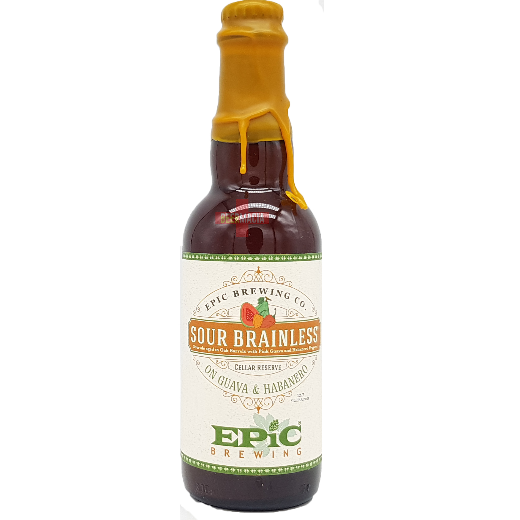 Epic Brewing Co. - Sour Brainless On Guava & Habanero 37,5cl