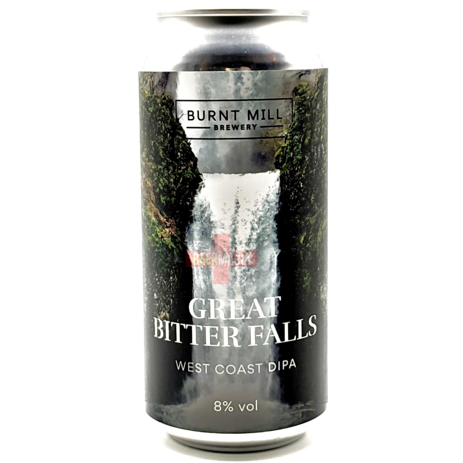 Burnt Mill Brewery - Great Bitter Falls 44cl