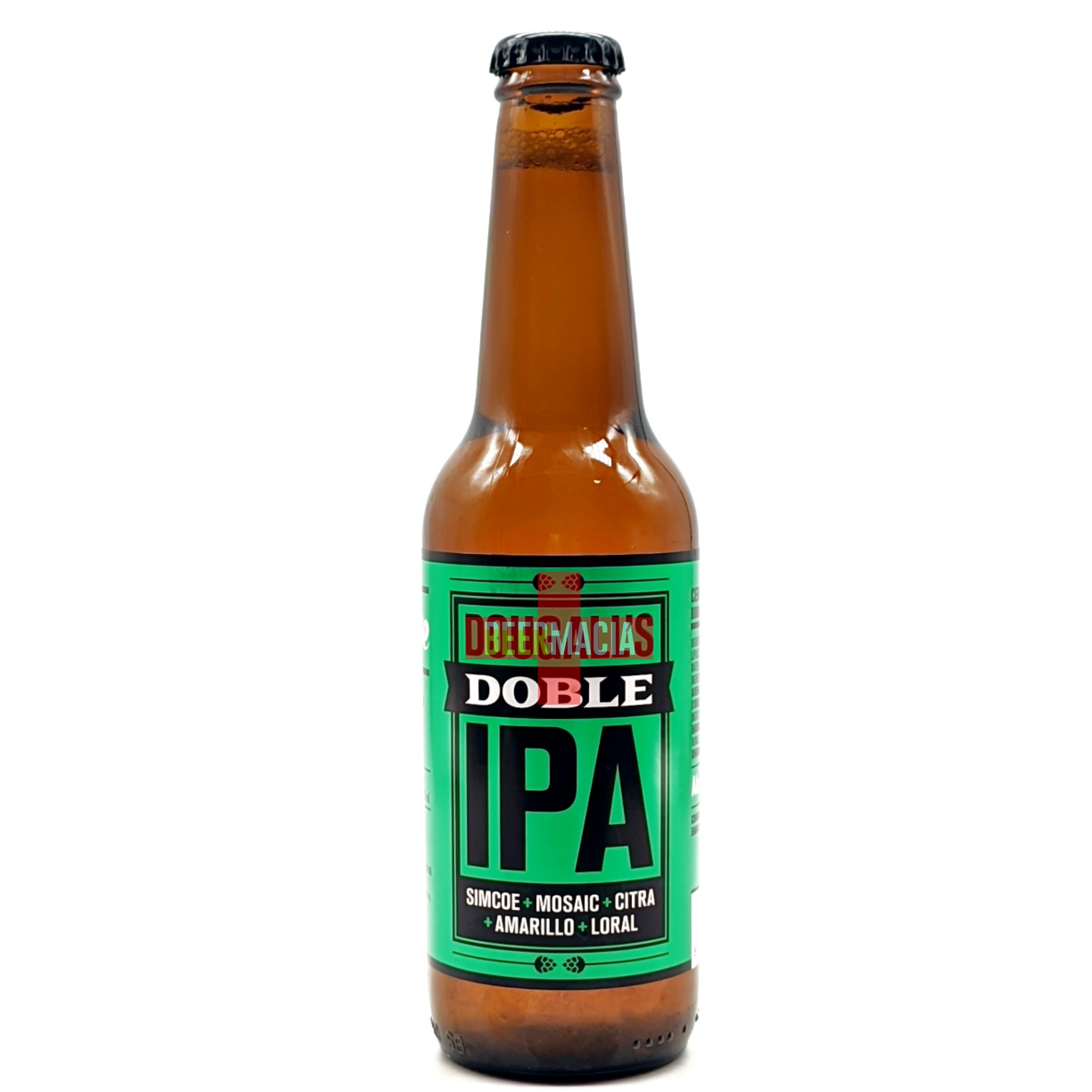DouGall's - Doble IPA 33cl