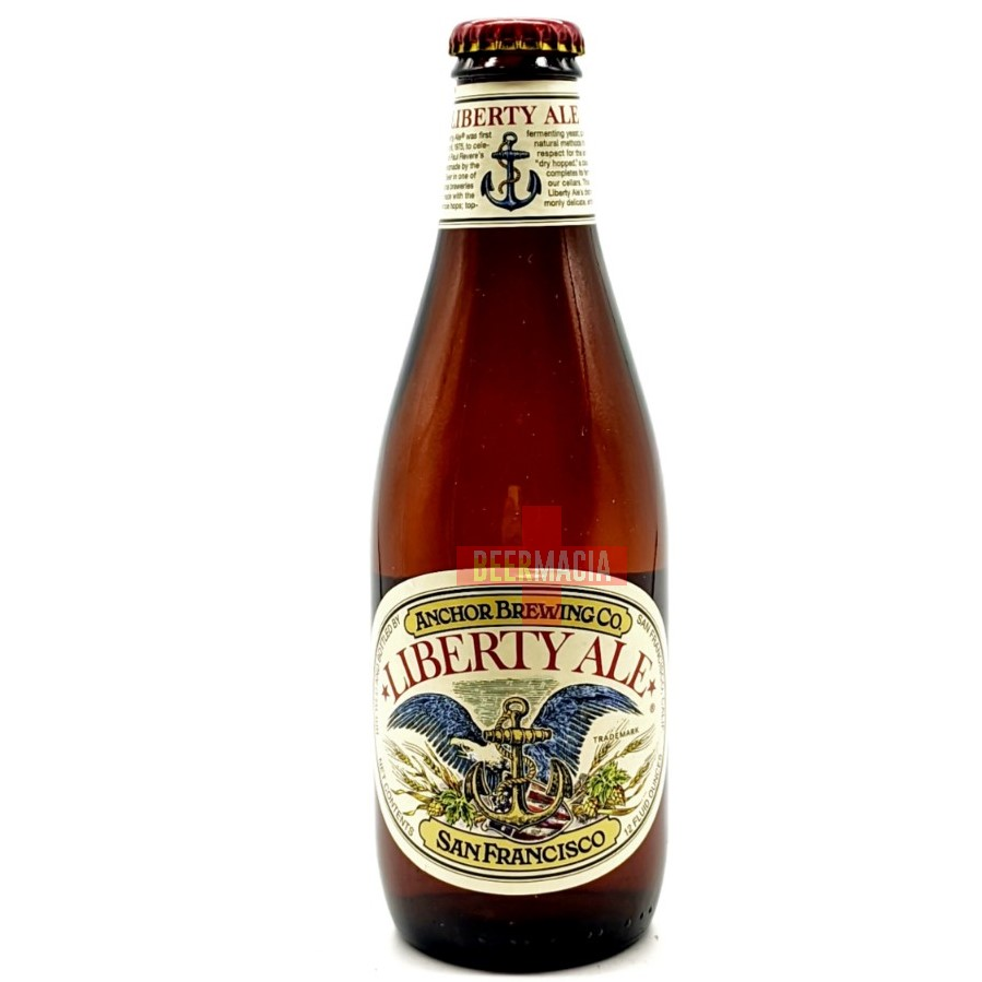 Anchor Brewing Company - Liberty Ale 33cl