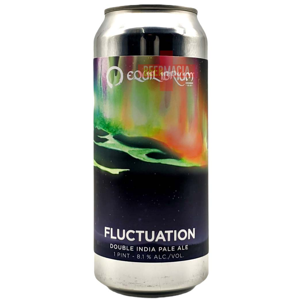 Equilibrium Brewery - Fluctuation 44cl