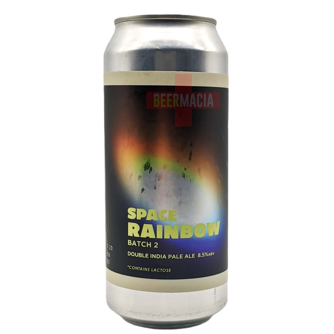 Equilibrium Brewery / Homage Brewing - Space Rainbow - Batch 2 44cl