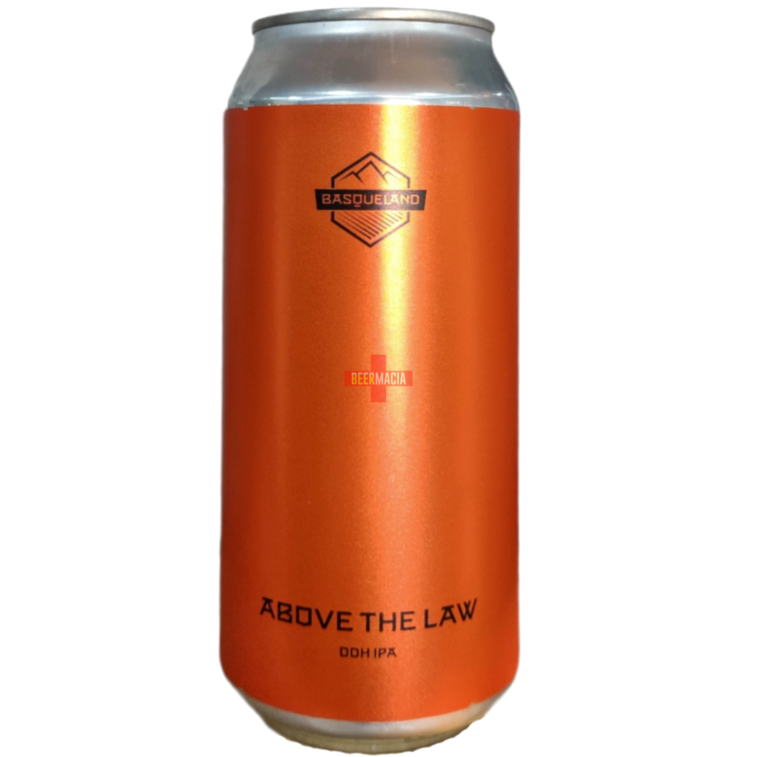 Basqueland Brewing - Above the Law 44cl