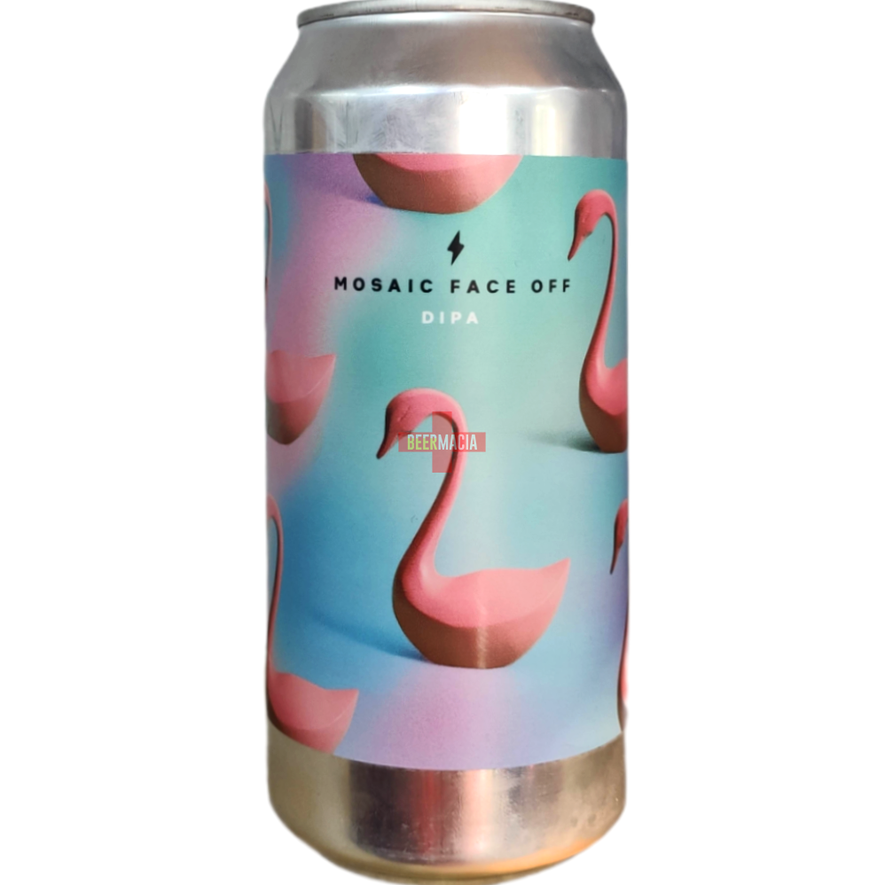 Garage Beer Co. - MOSAIC FACE OFF 44cl