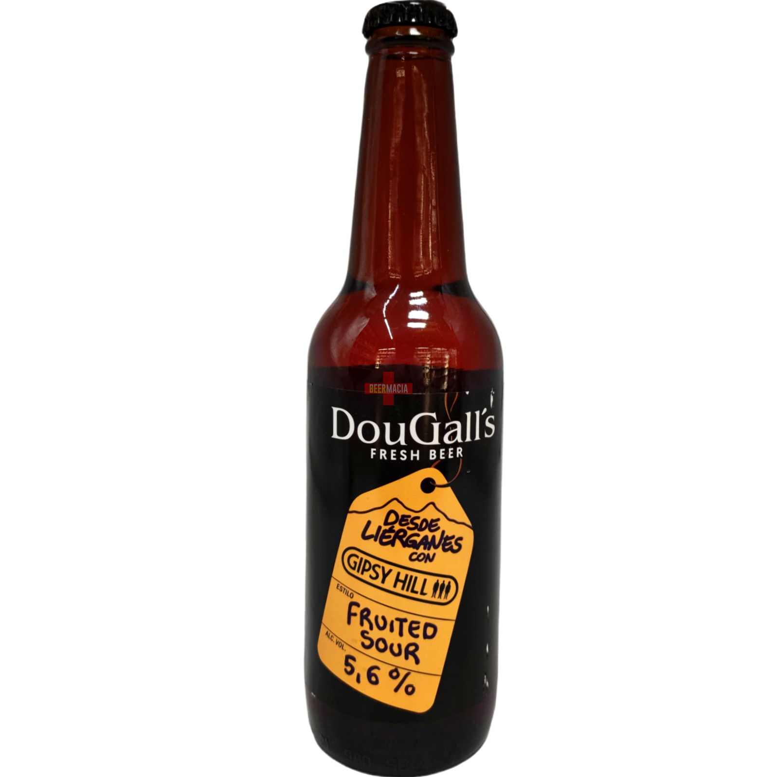 DouGall's - Desde Liérganes con Gipsy Hill Brew Fruited Sour 33cl