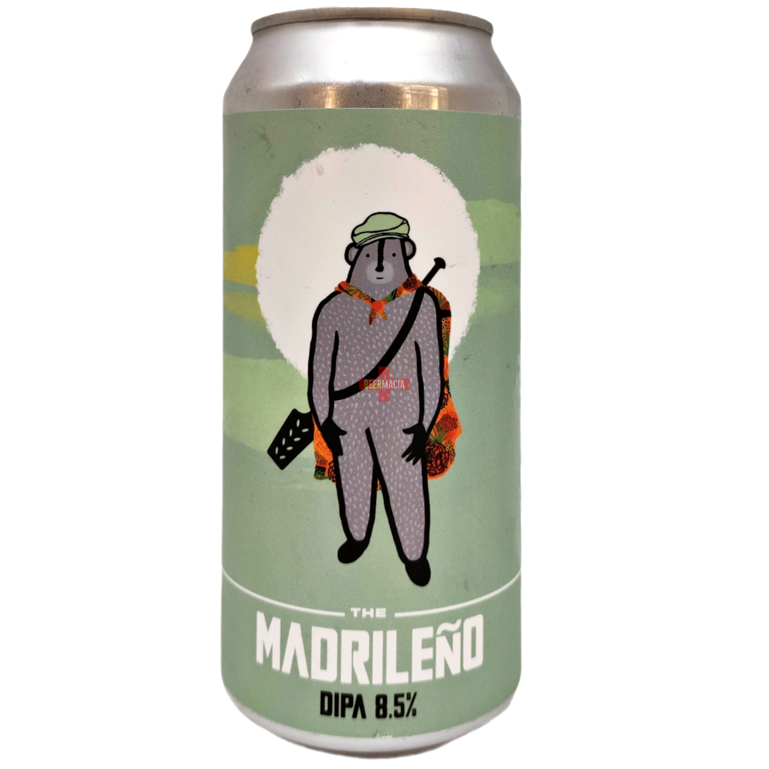 Oso Brew Co - The Madrileño: Chapter 3 (Citra, Simcoe & Mosaic) 44cl