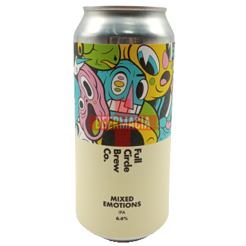 Full Circle Brew Co - Mixed Emotions 44cl