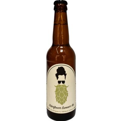 Hopsters Brewery - Elderflower Summer Ale 33cl