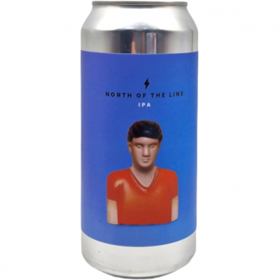 Garage Beer Co. - NORTH OF THE LINE 44cl