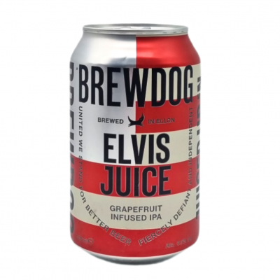 BrewDog - Elvis Juice 33cl