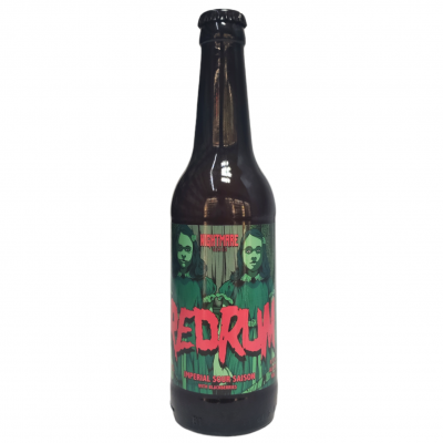 Drunken Bros - Redrum (with Blackberries) 33cl