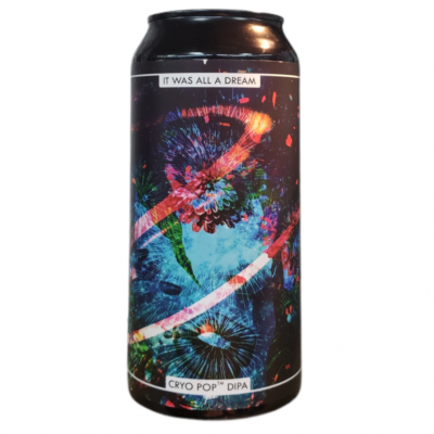 O Brother Brewing - It Was All A Dream 44cl