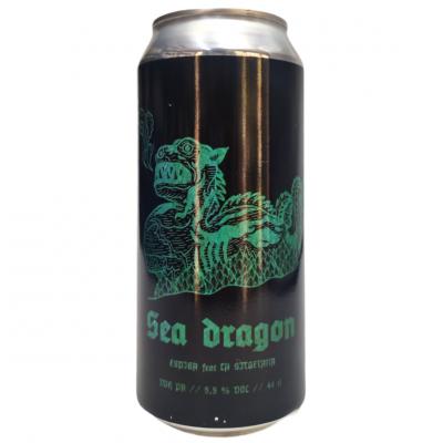 Cervesa Espiga / La Sitgetana Craftbeer - Sea Dragon 44cl