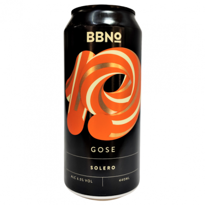 Brew By Numbers - 19|Gose – Peach Melba 44cl