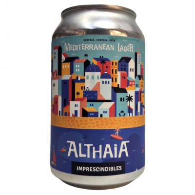 Althaia - Mediterranean Lager 33cl