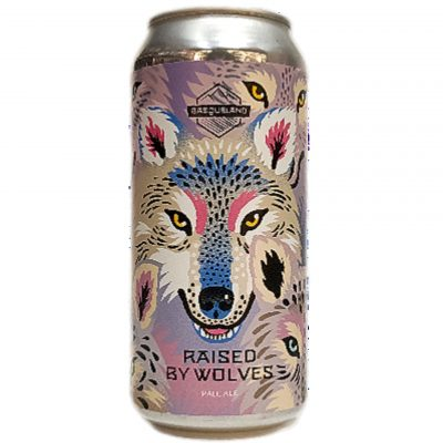 Basqueland Brewing - Raised By Wolves 44cl