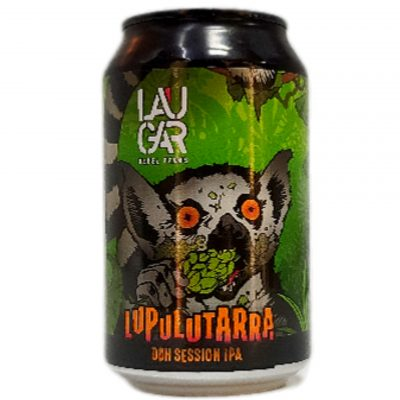 Laugar Brewery - Lupulutarra 33cl