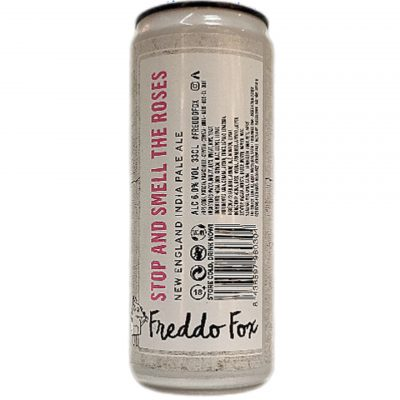 Freddo Fox - Stop And Smell the Roses 33cl